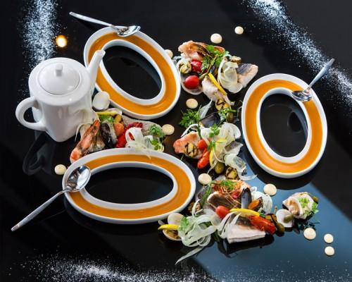 Copper Noordwijk culinair starter