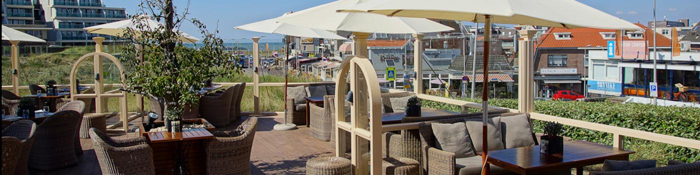 terras restaurant Copper noordwijk