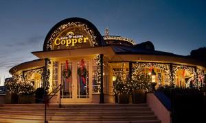 restaurant copper noordwijk kerst 2016