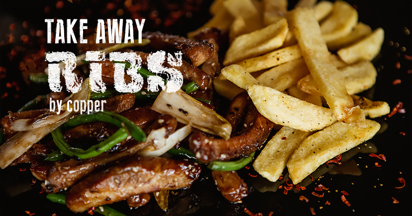 Take away Ribs by Copper Noordwijk