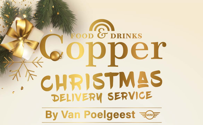 Copper Christmas Service